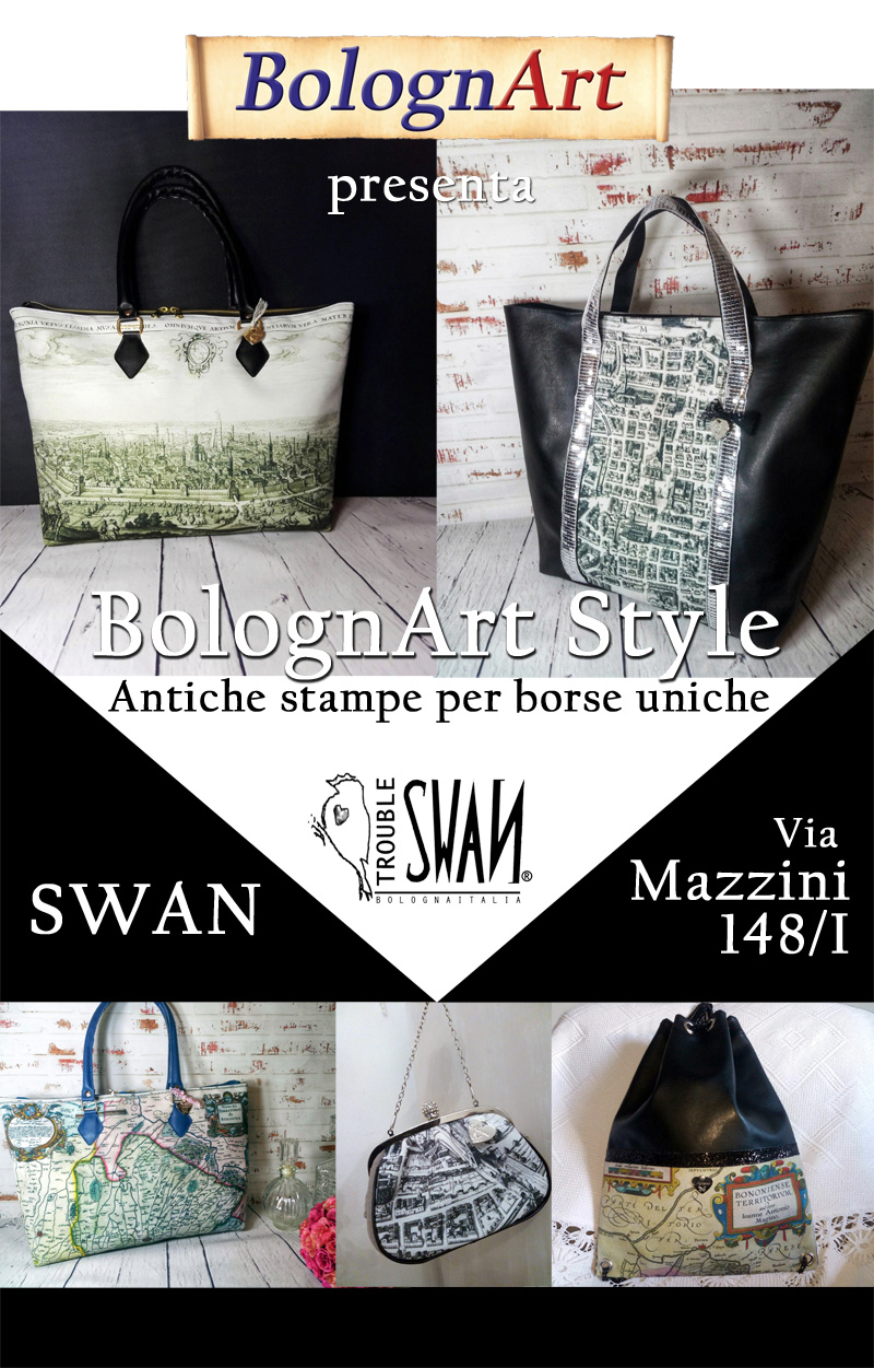 Bolognart style bags