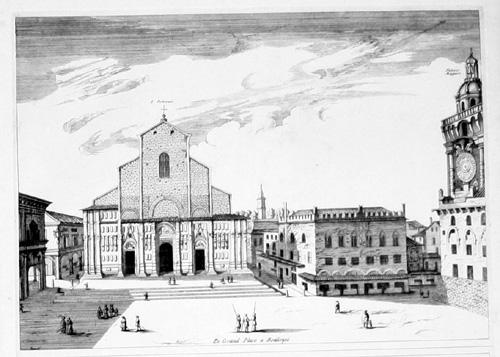Blaeu Mortier San Petronio 1705