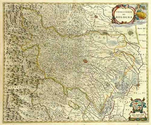 Blaeu 1650