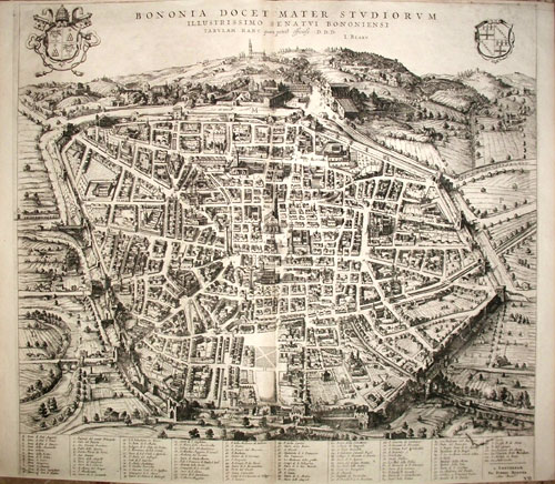 Blaeu Mortier 1704