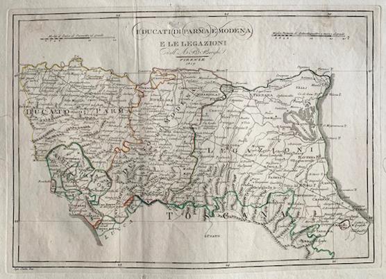 Borghi, 1819