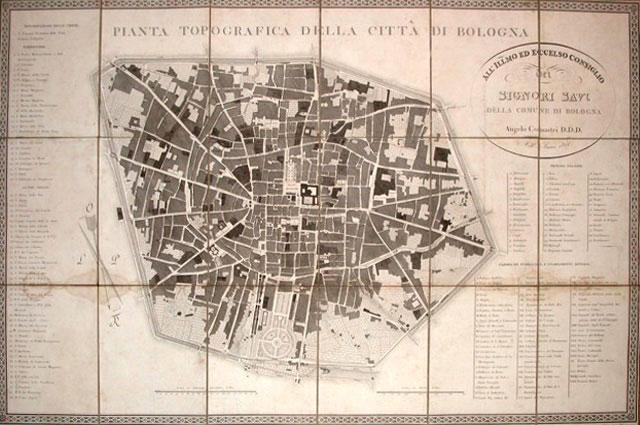 Angelo Comastri, 1822