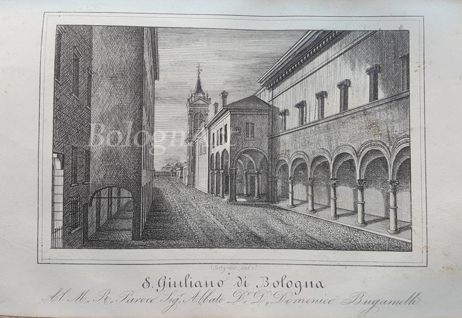 Dalle Chiese Parrocchiali della diocesi di Bologna (Muzzi, Giordani, Corty)