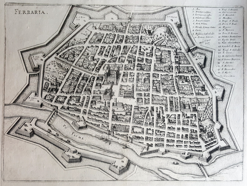 Merian, 1640