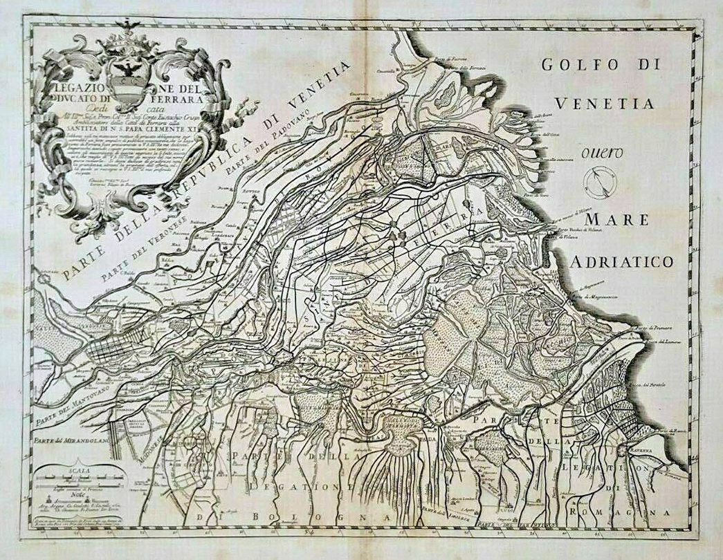 Domenico De Rossi, 1709