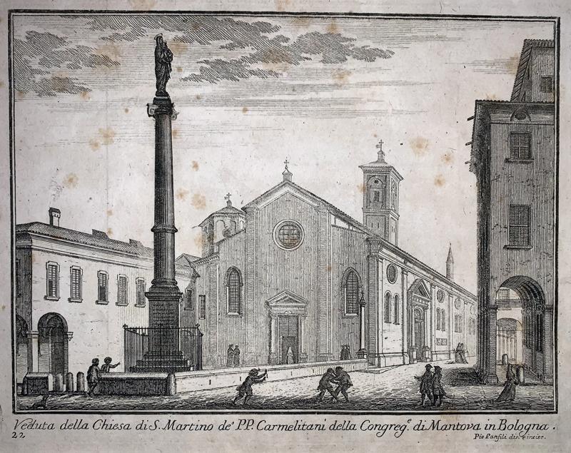 Pio Panfili, 1782, San Martino
