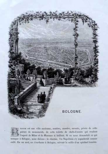 Bologne 1867