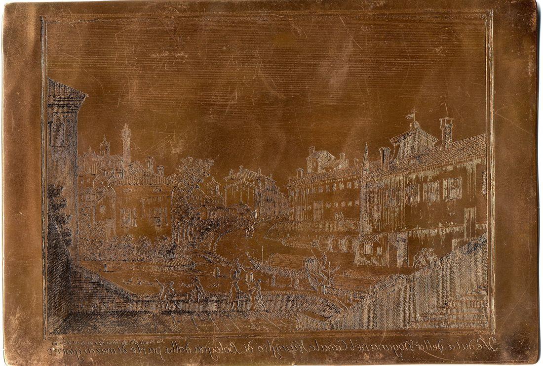 Pio Panfili lastra originale 1806