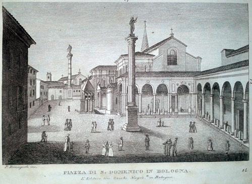 Giovanni Zecchi ca 1833-40, San Domenico
