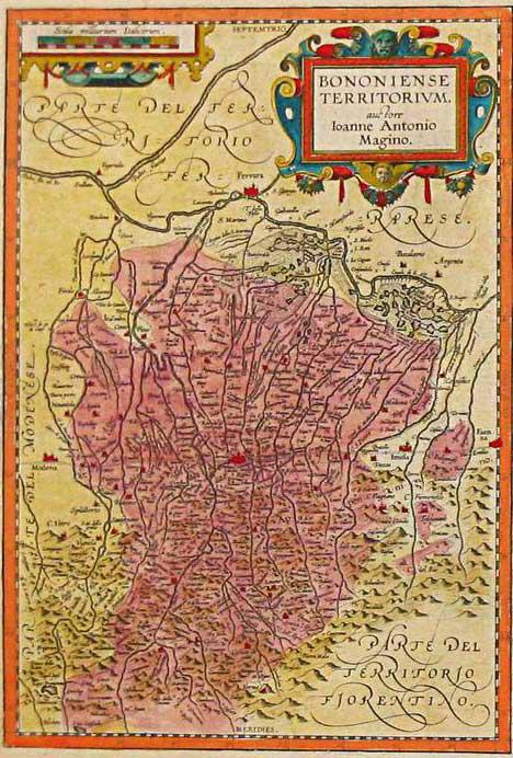 Ortelius Vrients 1609