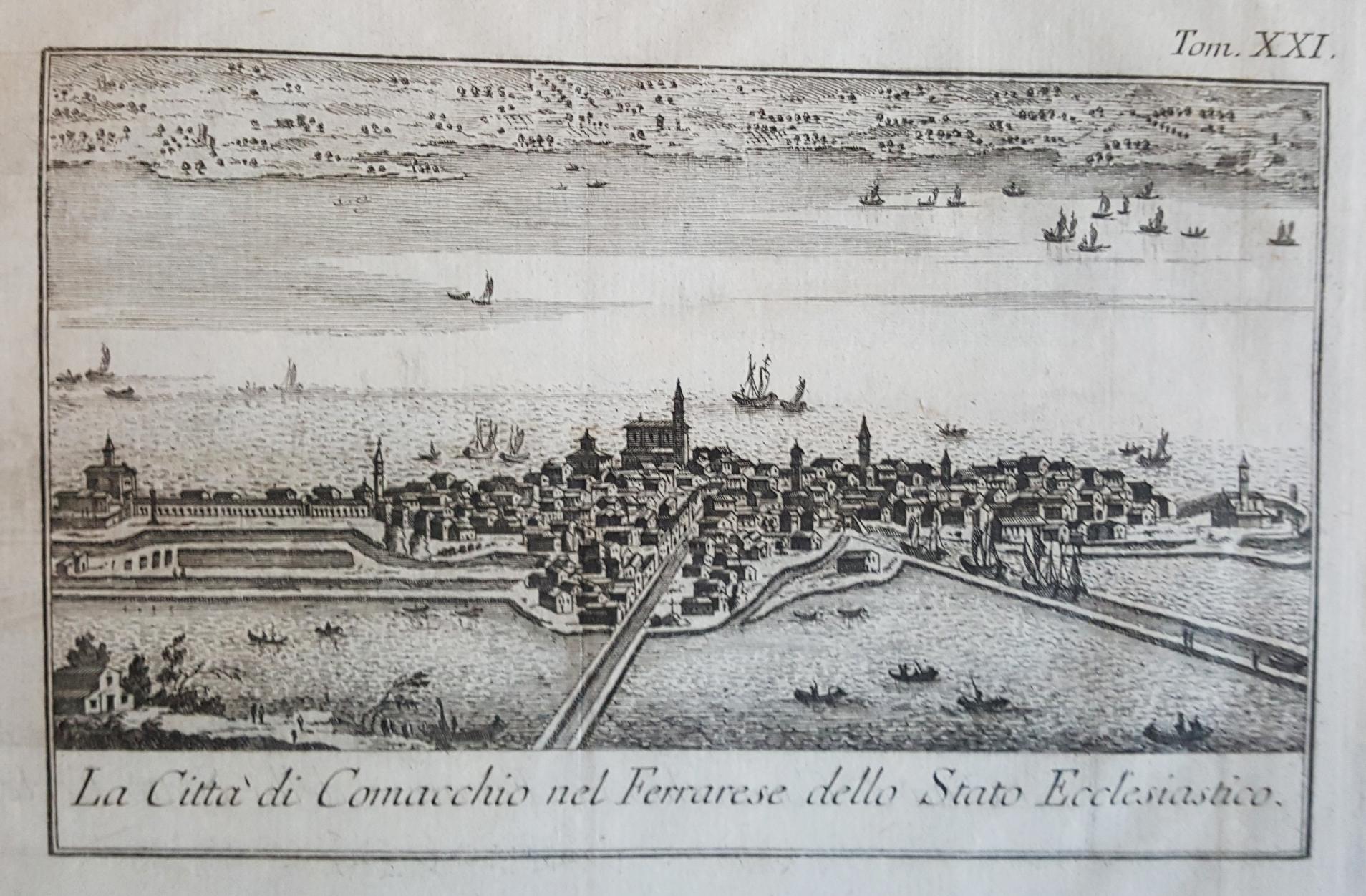 Comacchio, 1757