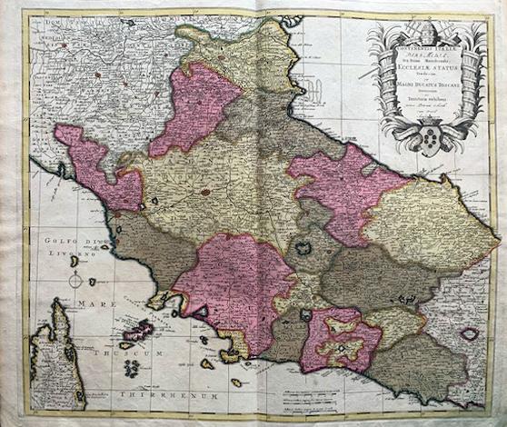 Stato Chiesa, Schenk 1703