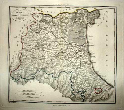 P. e G. Vallardi 1823