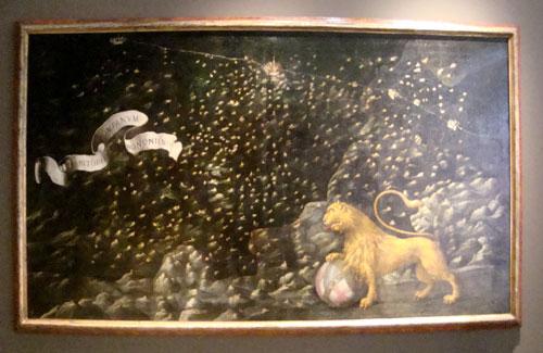 Territorium Montanum Bononiense (1630)- olio su tela